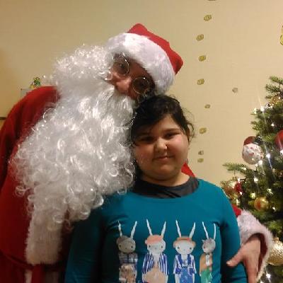Mikołaj, prezenty i duuużo uśmiechu!